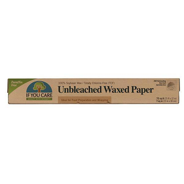 Bilde av If You Care vokset matpapir 23 m x 30 cm