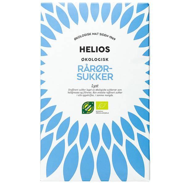 Bilde av Helios Rårøsukker lyst 1 kg