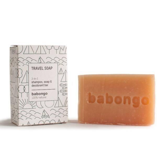 Bilde av Babongo Soap Travel 3 i 1
