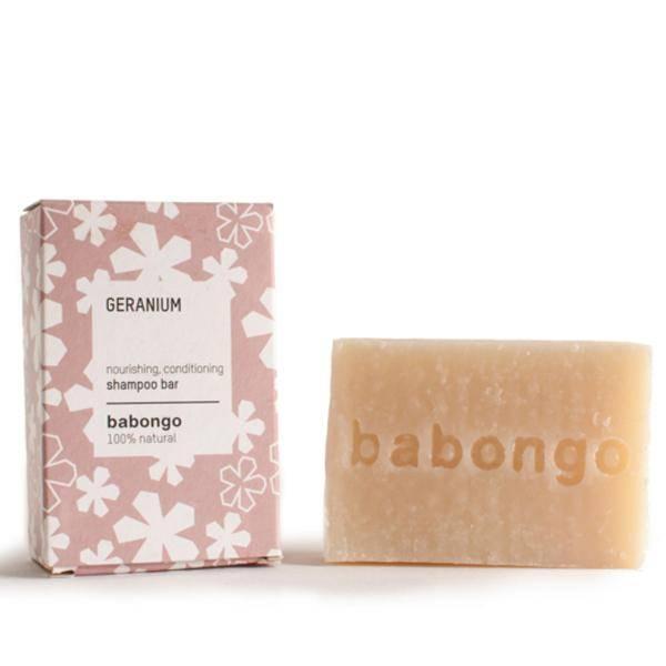 Bilde av Babongo Soap shampoo Geranium