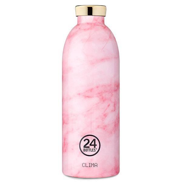 Bilde av 24Bottles Clima 850 ml Pink Marble