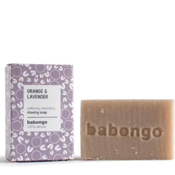 Bilde av Babongo Shaving Soap Orange & Lavender